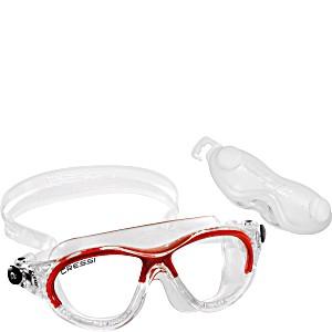 Детские очки для плавания + футляр Cressi Cobra Kid разных цветов